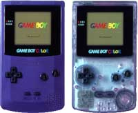 Two Colour Gameboys